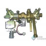 Газо-водяной блок для дымоходной колонки J0040