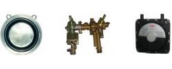 Запчасти для газовых колонок (китай)