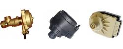 Трёх ходовые клапаны, электроприводы, картриджи, мембраны для газовых котлов