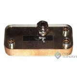 Теплообменник вторичный пластинчатый для котлов Immergas 17B1951502