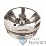 """Ручной воздухоотводчик, нікель, 1/2"""", АСЕ 0420043900"""